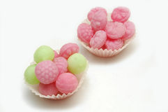 Candy Cakes. Royalty Free Stock Photos