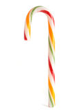 Candy cane. Royalty Free Stock Images