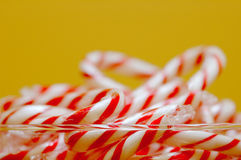 Candy Cane 2 Royalty Free Stock Photography