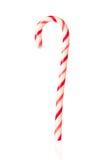 Candy cane. Isolated on white stock image
