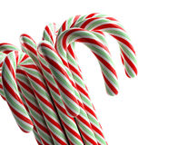 Candy Cane. Beautiful candy canes ready for Christmas decoration Royalty Free Stock Image