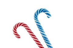 Candy cane Stock Photos