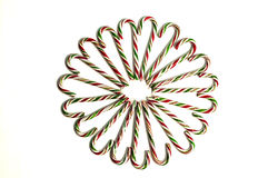 Candy cane Royalty Free Stock Image
