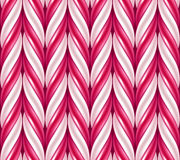 Candy cane background. Seamless pattern. Vector illustration. Royalty Free Stock Photos