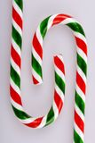 Candy cane design stock photography