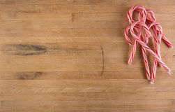 Candy Cane Group Stock Image