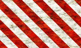 Candy Cane Grunge Abstract Royalty Free Stock Image