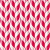 Candy cane seamless pattern Stock Photo