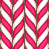 Candy cane seamless pattern Royalty Free Stock Photo