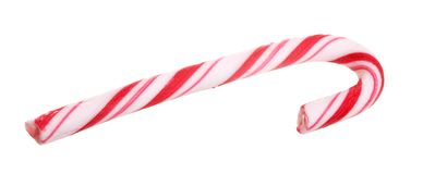 Candy Cane Stick Fotografia Stock