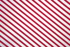Candy cane stripes for background Stock Image