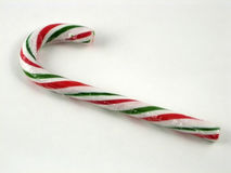 Candy Canes. For Christmas Decorations Royalty Free Stock Image