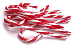 Candy Canes 2 Royalty Free Stock Image