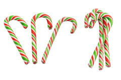Candy canes. Stock Image