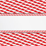 Candy Canes Background Stock Photos