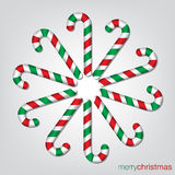 Candy Canes! Royalty Free Stock Photos