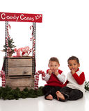 Candy Canes for Sale Stock Photos