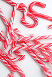 Candy canes Stock Images