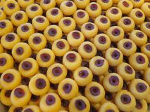 Candy chan charm. Sweets thai dessert market royalty free stock image