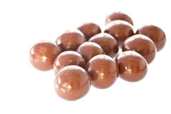 Candy, chocolate round Royalty Free Stock Image