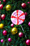 Candy Christmas Royalty Free Stock Photos