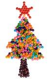 Candy Christmas tree Stock Photo