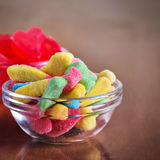 Candy Close Up Royalty Free Stock Photography