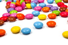 Candy closer up Royalty Free Stock Images