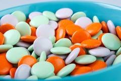 Candy closeup Royalty Free Stock Photos