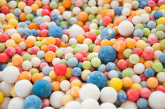 Candy - colorful kids candies Stock Image