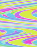 Candy Colors in Blur Two Royalty Free Stock Image