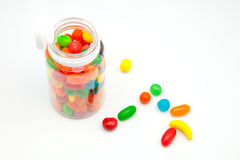 Candy colors Royalty Free Stock Photos
