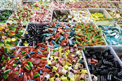 Candy colors Royalty Free Stock Image