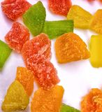 Candy colors stock photo