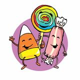 Candy Corn Stock Images