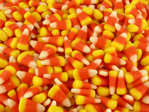 Candy corn. A Halloween tradition