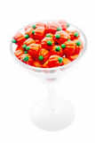 Candy corn Royalty Free Stock Photos