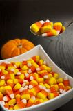 Candy Corn Treat Stock Image