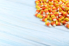 Candy corns Royalty Free Stock Images