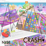 Candy Crush Royalty Free Stock Images