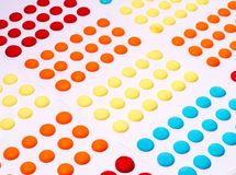Candy Dots royalty free stock images