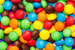 Candy dots background Stock Photos