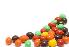 Candy dragee Stock Image