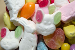 Candy for easter Royalty Free Stock Images