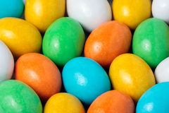 Candy eggs Royalty Free Stock Image