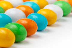 Candy eggs Royalty Free Stock Photography