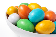 Candy eggs Royalty Free Stock Photos