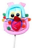 Candy Face stock photos