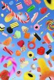 Falling Candy Stock Photos