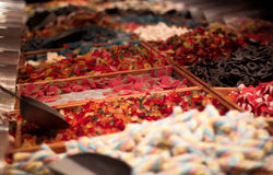 Candy Fest Stock Image